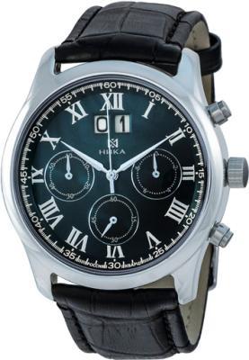 1898.0.9.81А российские серебрянные кварцевые наручные часы Ника для мужчин  1898.0.9.81А