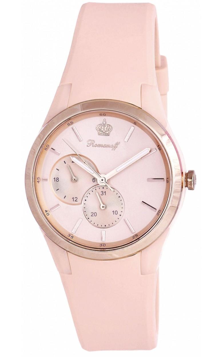 3902B7R российские кварцевые наручные часы Romanoff для женщин  3902B7R
