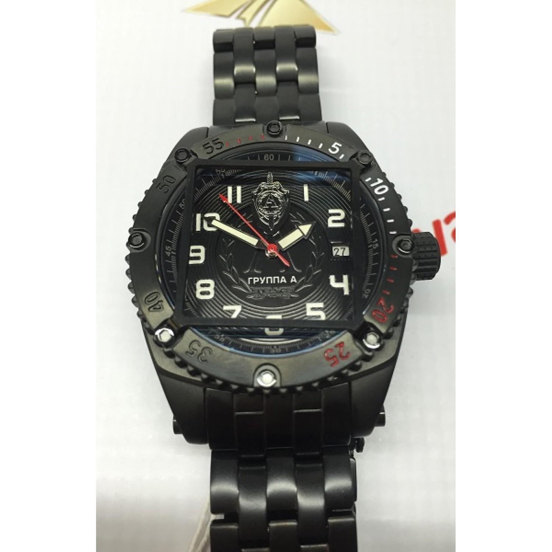 С1304360-8215 российские тактические мужские механические часы Спецназ
