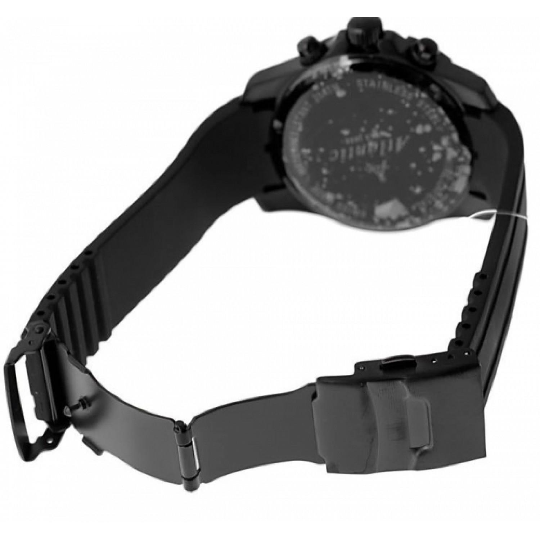 """87471.49.65R швейцарские водонепроницаемые кварцевые наручные часы Atlantic """"Searock"""" для мужчин  87471.49.65R"""