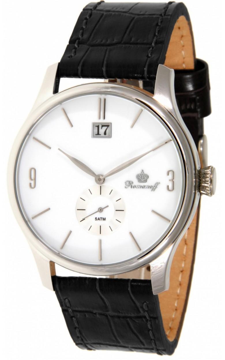 30521G1BL российские мужские кварцевые часы Romanoff  30521G1BL