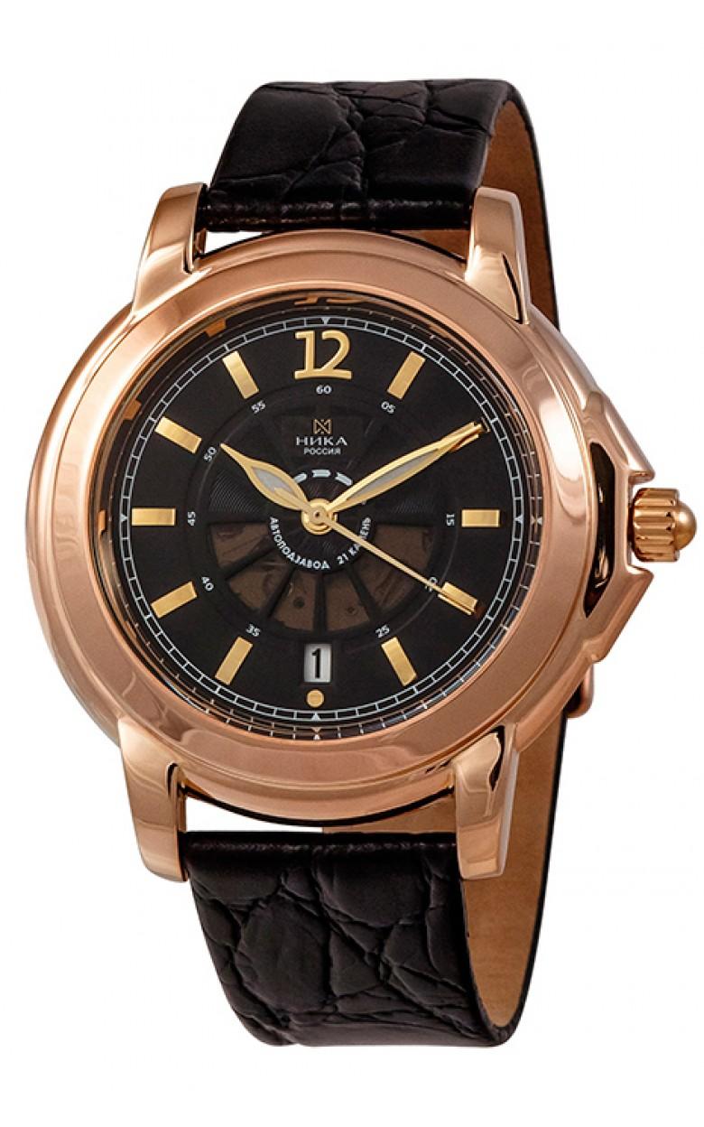 fd8891fb1a6e 1058.0.1.54A российские золотые мужские механические наручные часы Ника