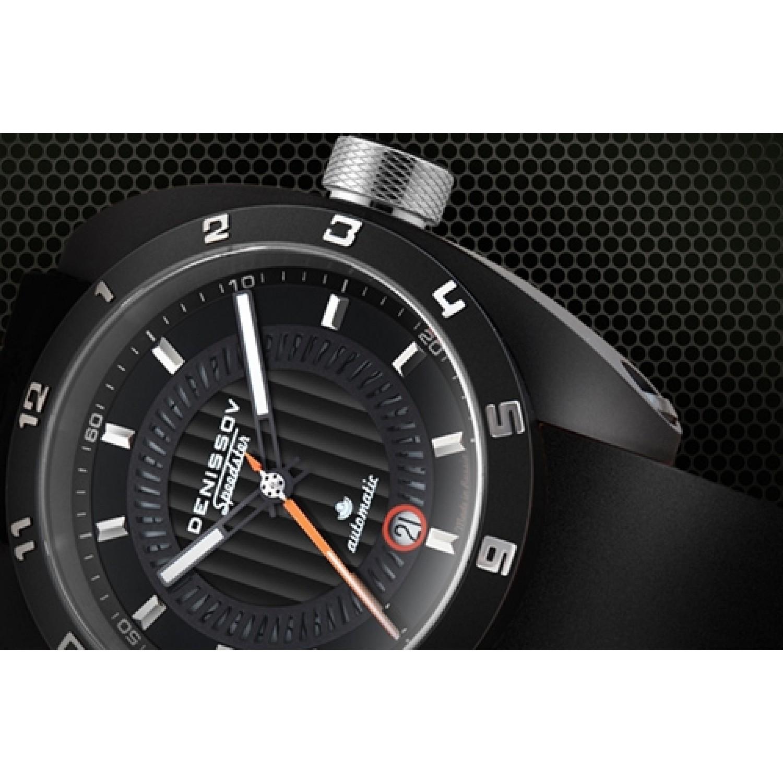 """2824.1029.3.S11 российские механические наручные часы Денисов """"Speedster"""" для мужчин  2824.1029.3.S11"""