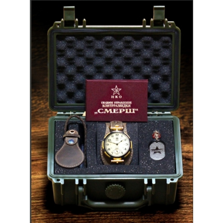 C9454324-3603 российские тактические мужские механические наручные часы Спецназ