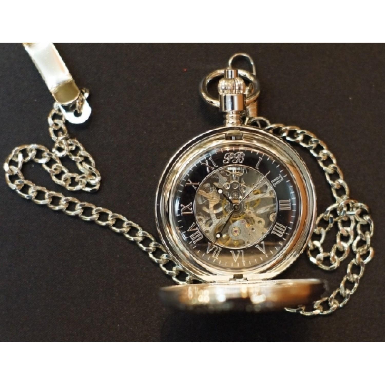 2151510 российские карманные часы Русское время  2151510