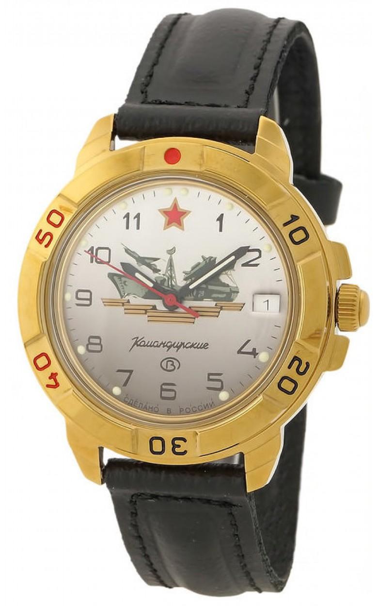 439823/2414 российские военные механические наручные часы Восток