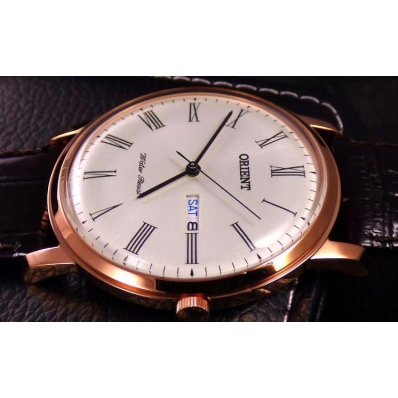"""FUG1R006W6  кварцевые часы Orient """"Dressy Elegant""""  FUG1R006W6"""
