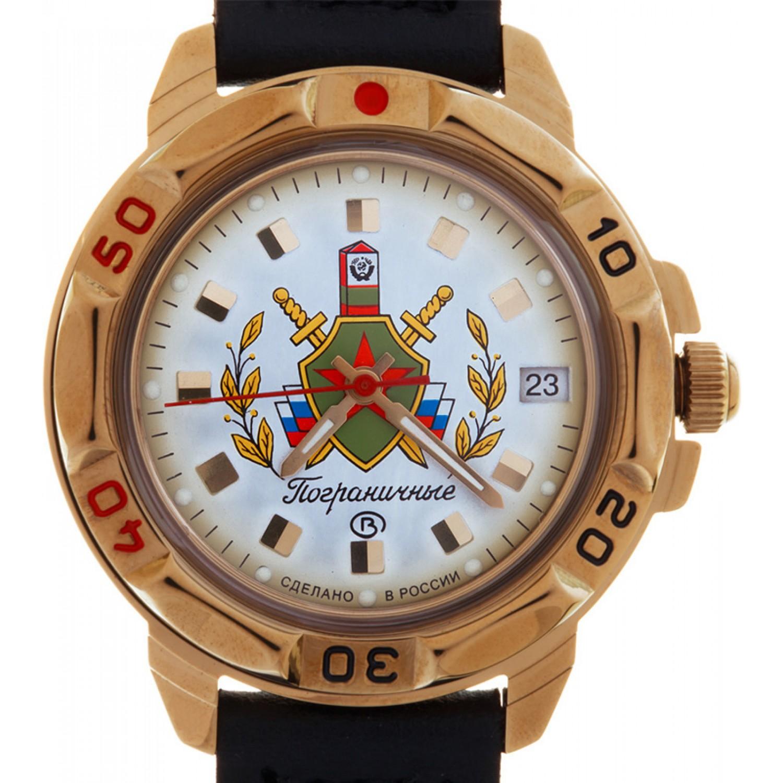 439553/2414 российские военные механические наручные часы Восток