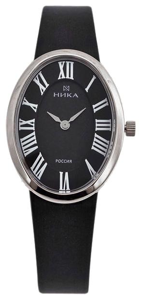"""0106.0.9.51А  кварцевые часы Ника """"Lady"""" с сапфировым стеклом 0106.0.9.51А"""