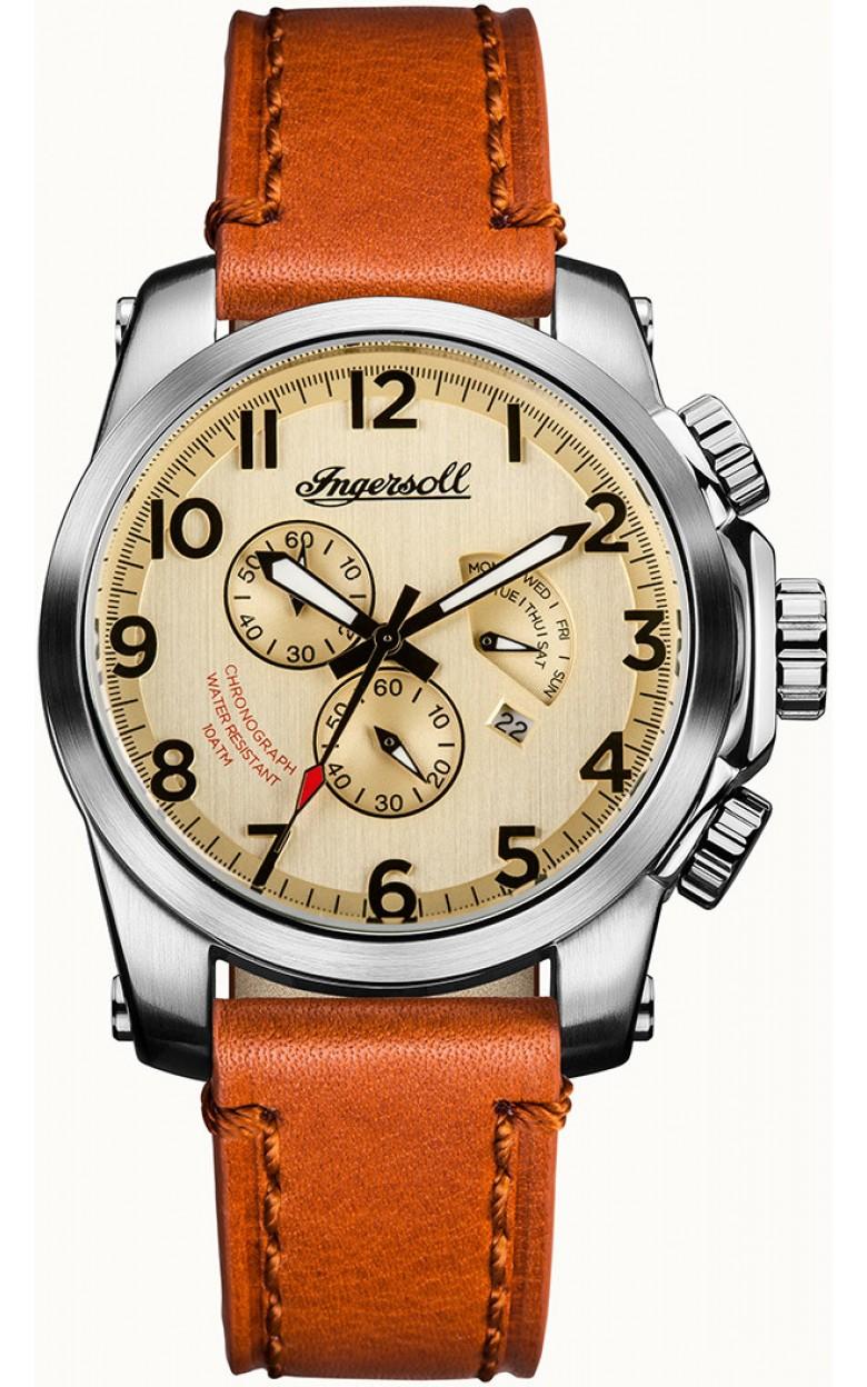 "IO3001_ucenka  кварцевые наручные часы Ingersoll ""Manning""  IO3001_ucenka"