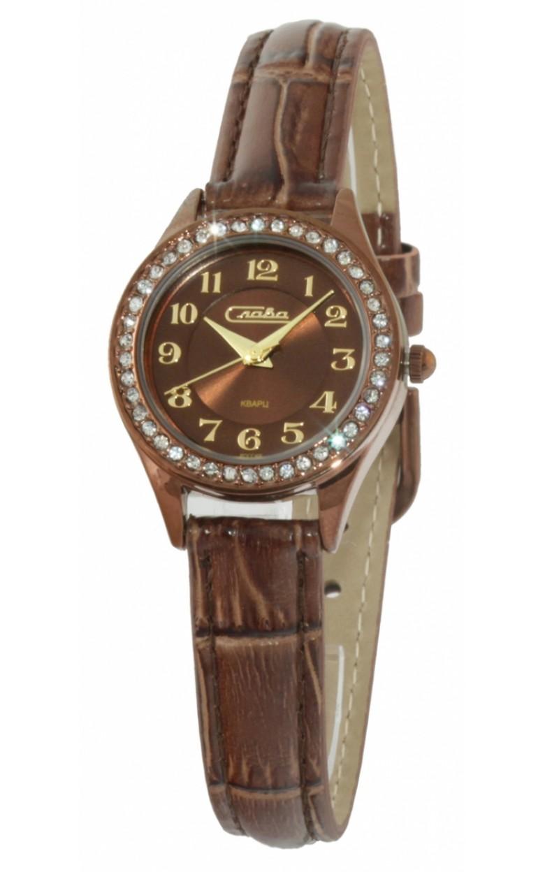 6247494/2035 российские женские кварцевые наручные часы Слава