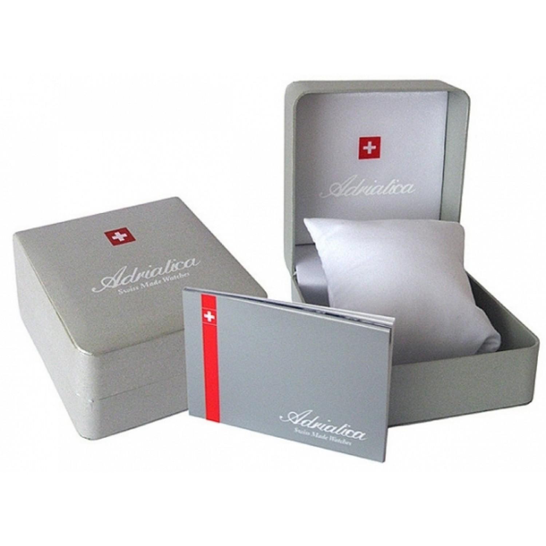 A3695.9243QZ швейцарские кварцевые наручные часы Adriatica