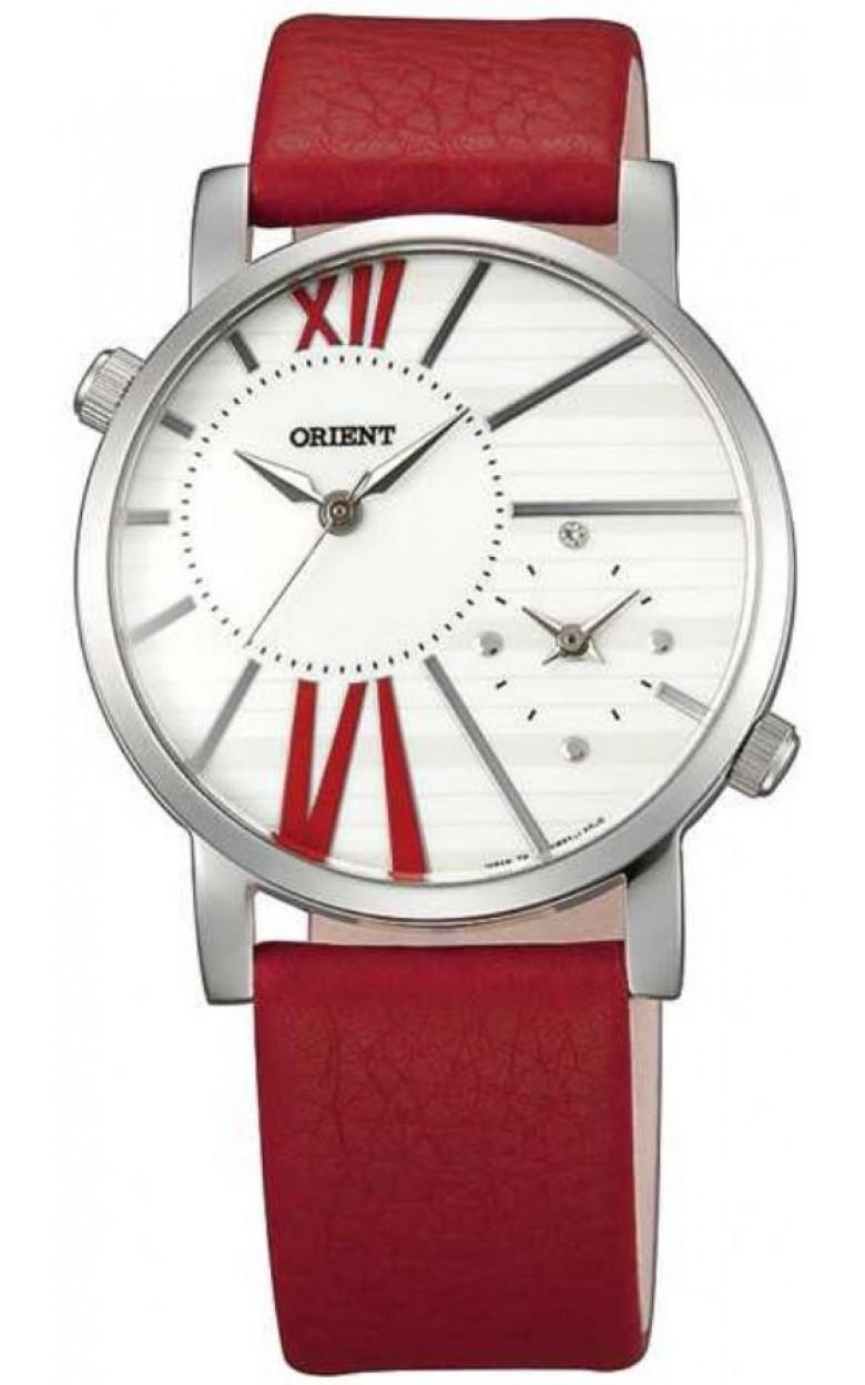 FUB8Y007W0 японские женские кварцевые наручные часы Orient