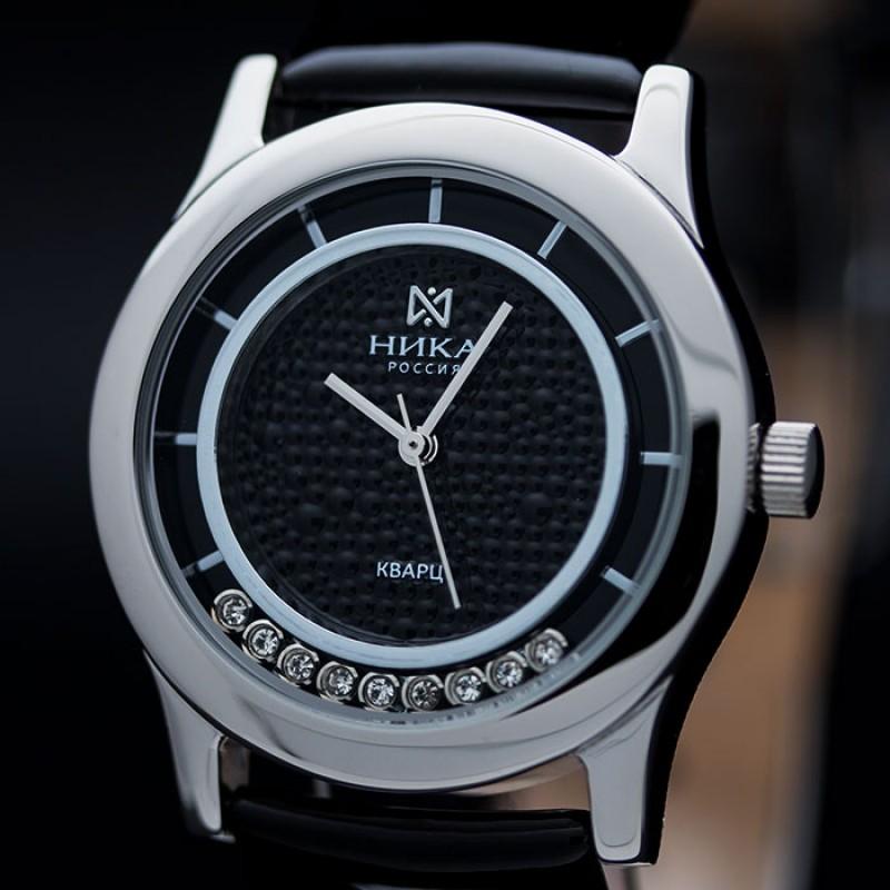 "1021.0.9.55Н Часы наручные ""Ника"" серебро 925*  1021.0.9.55Н"