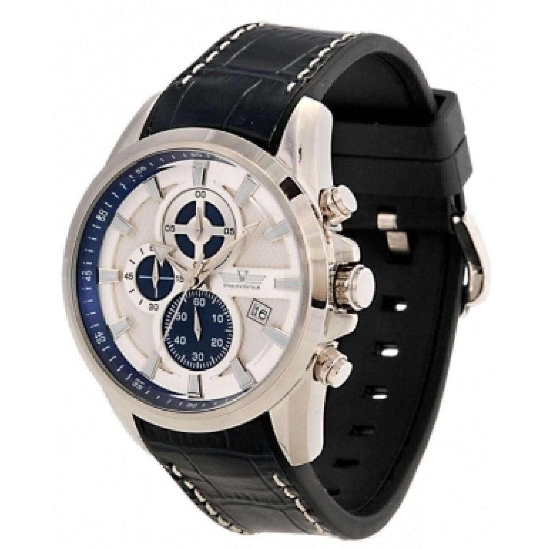 5700/1171114 российские мужские кварцевые часы Полёт-Стиль  5700/1171114