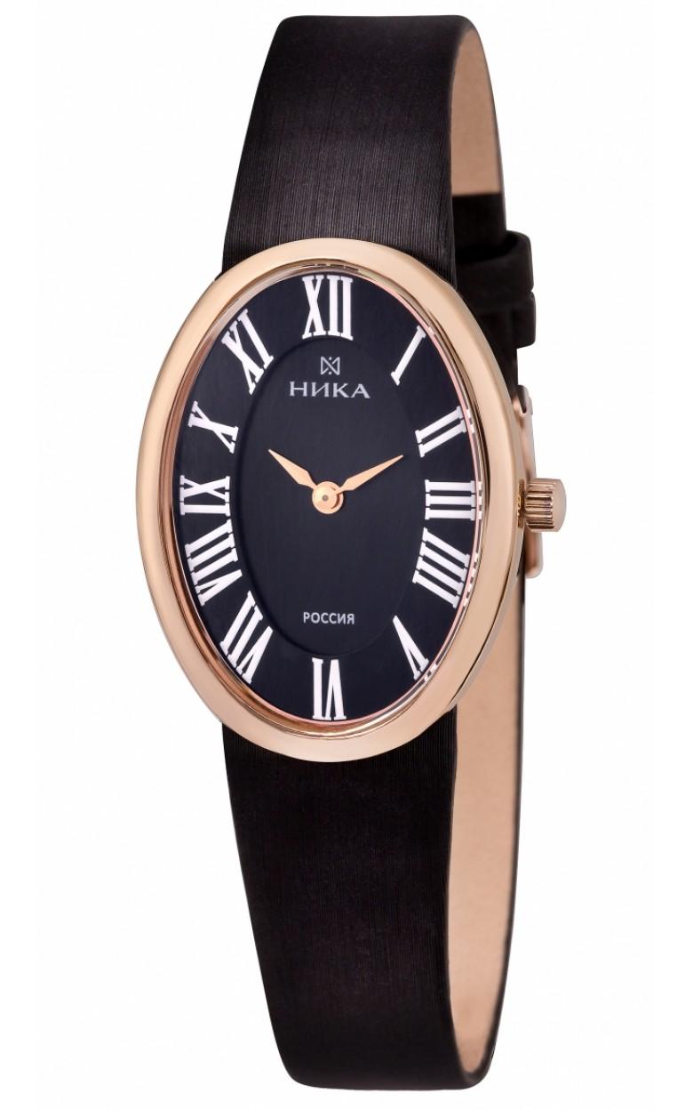 """0106.0.1.51А российские золотые женские кварцевые часы Ника """"Lady""""  0106.0.1.51А"""