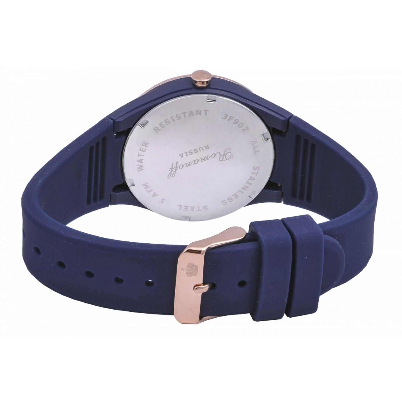 3902B2BU российские кварцевые наручные часы Romanoff для женщин  3902B2BU