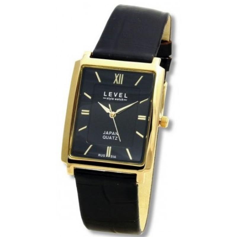 2035/1133438 российские кварцевые наручные часы Level для мужчин  2035/1133438