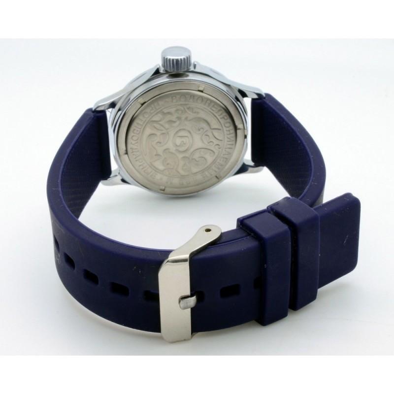 """051226 российские женские механические наручные часы Восток """"Амфибия""""  051226"""