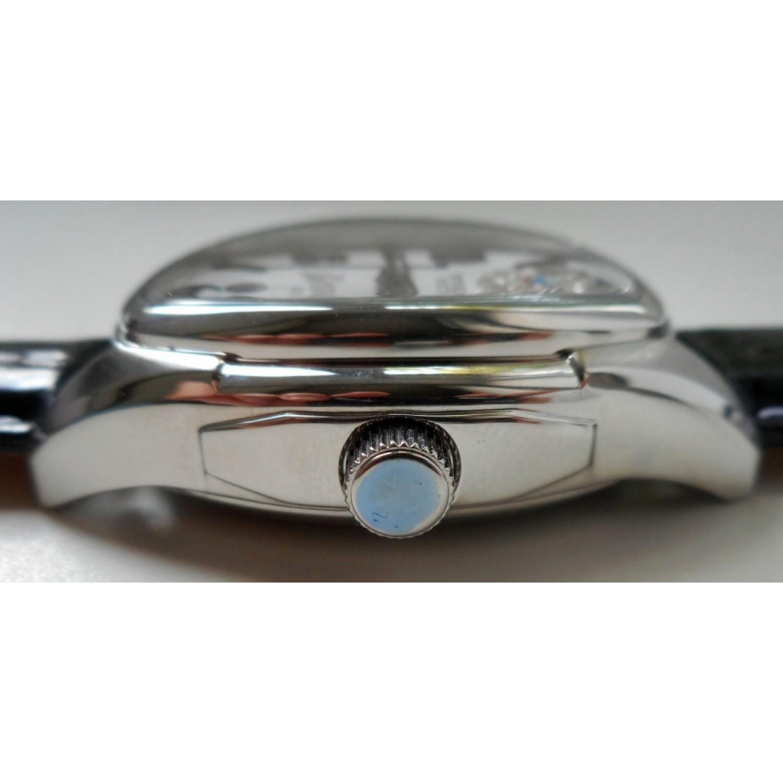 8215/9111196П российские мужские механические часы Полёт-Стиль  8215/9111196П