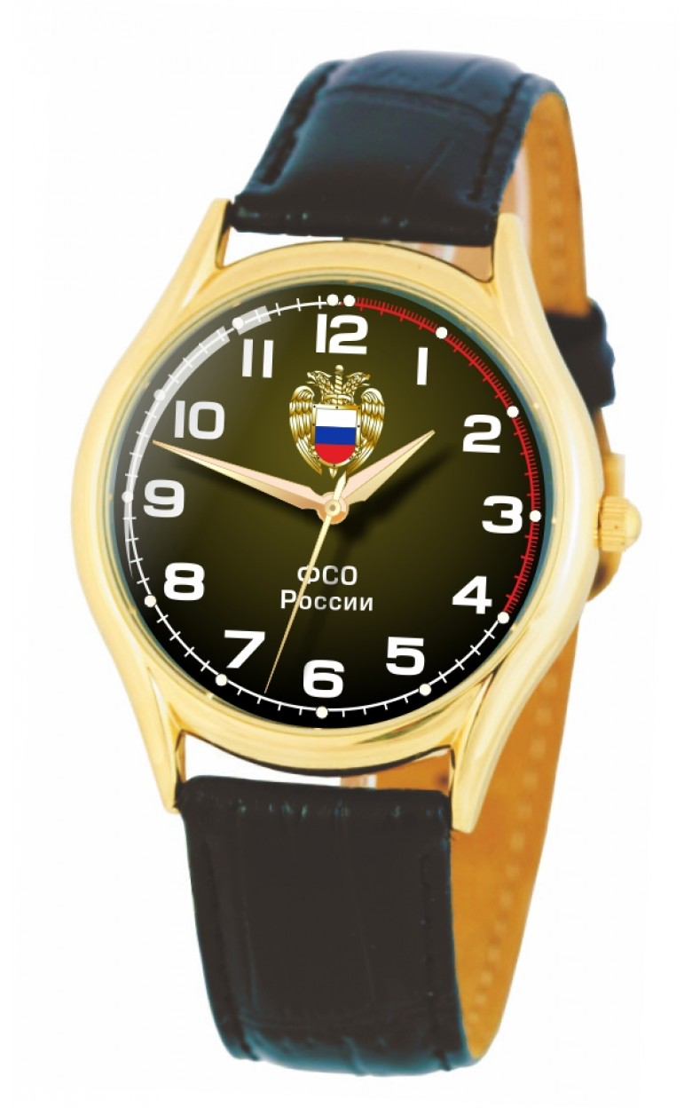 "1119783/2035 российские кварцевые часы Слава ""Патриот""  1119783/2035"