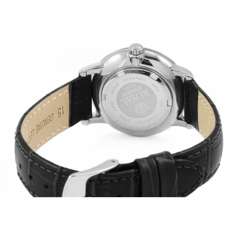 21299-01  кварцевые наручные часы Royal London