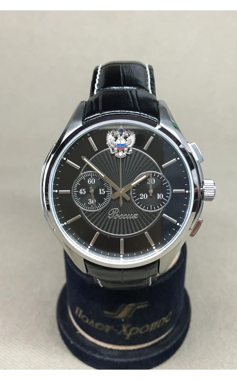 3140/9151319П российские механические наручные часы Полёт-Стиль для мужчин  3140/9151319П