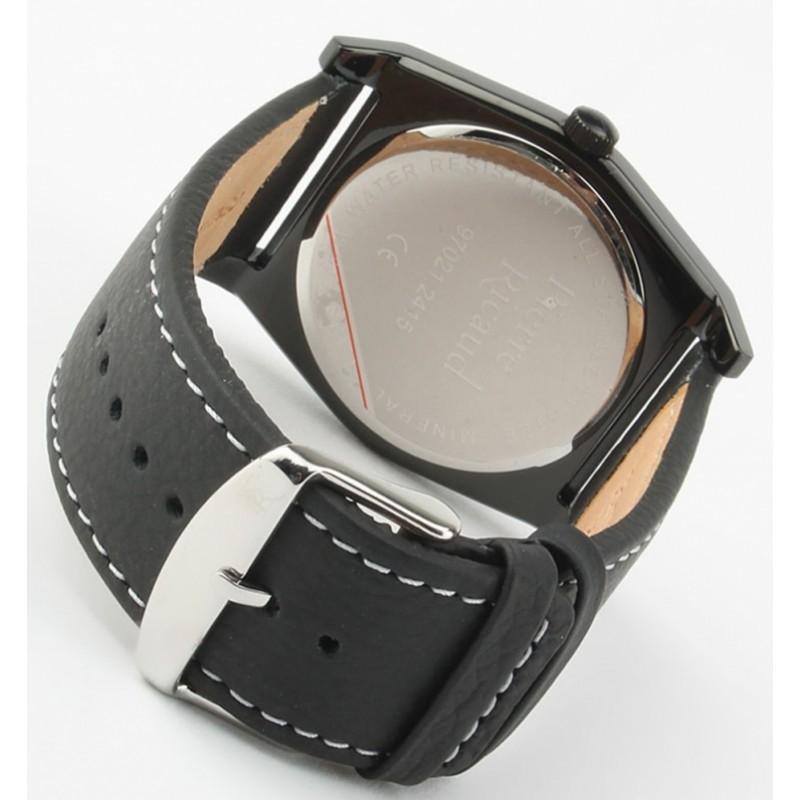 """P97021.B214Q  кварцевые наручные часы Pierre Ricaud """"Gents Strap"""" для мужчин  P97021.B214Q"""