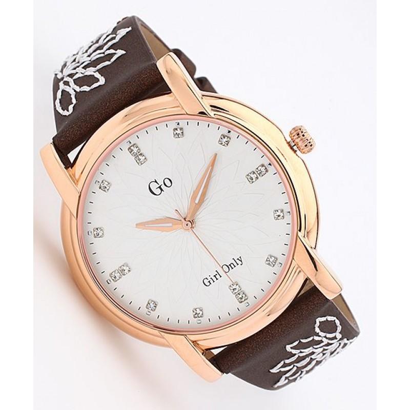"""697771  женские кварцевые наручные часы Go """"Seduction""""  697771"""