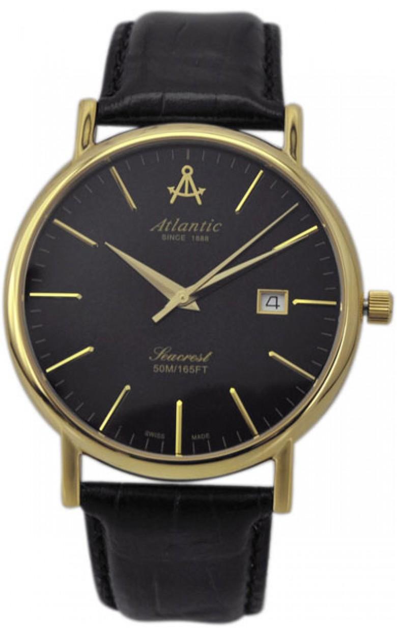 50354.45.61  кварцевые наручные часы Atlantic