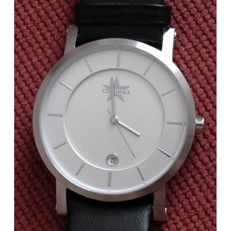 С2730306-GM10-05 российские военные кварцевые наручные часы Спецназ