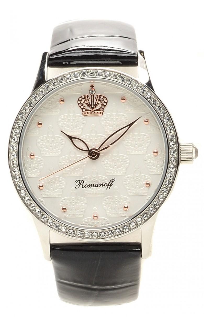 4734T/TB1BRL российские женские кварцевые часы Romanoff  4734T/TB1BRL