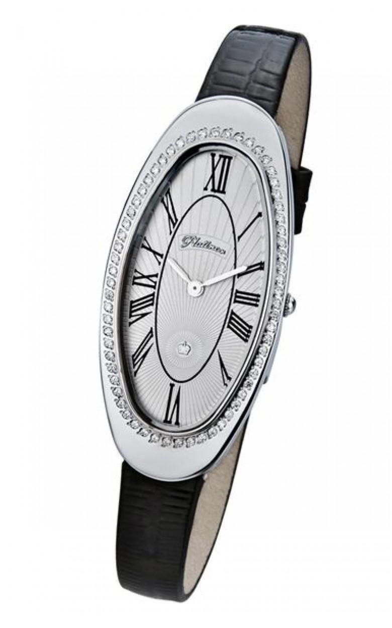 92806.510 российские серебрянные кварцевые наручные часы Platinor