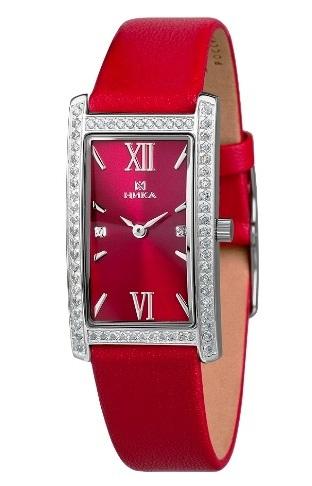 """0551.2.9.81А российские серебрянные кварцевые наручные часы Ника """"Lady"""" для женщин  0551.2.9.81А"""