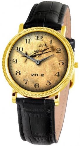 """1019556/1L22 российские универсальные кварцевые наручные часы Слава """"Патриот""""  1019556/1L22"""