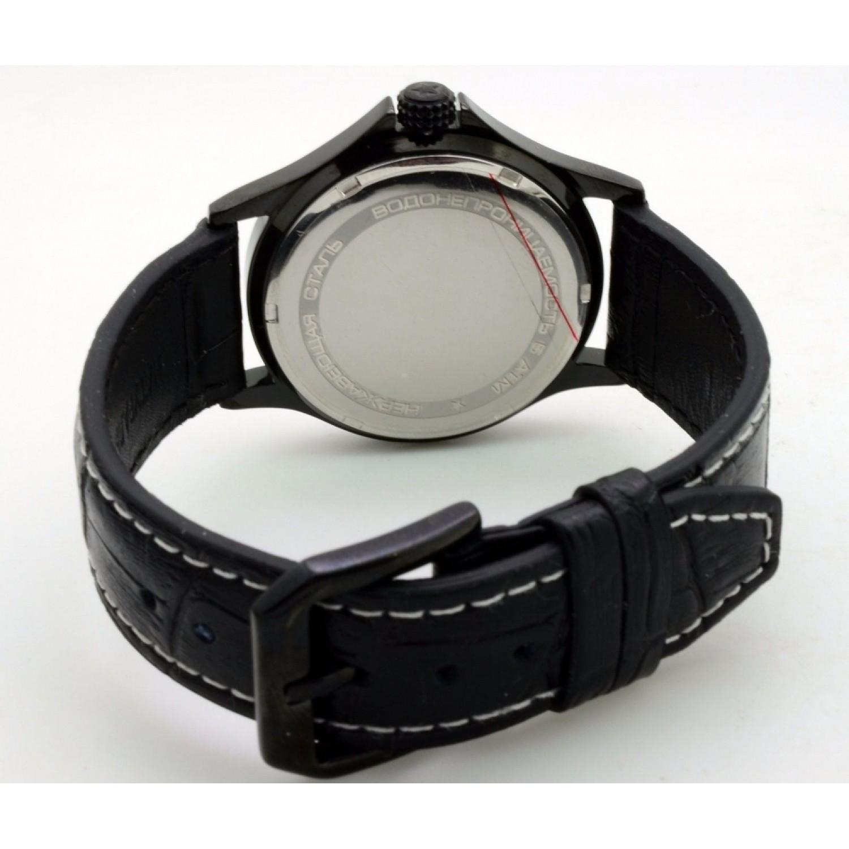 С2104312-2115-05 российские мужские кварцевые наручные часы Спецназ