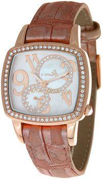 """CL 0639 RG  кварцевые наручные часы Le Chic """"LE CHRONOGRAPHE"""" для женщин  CL 0639 RG"""