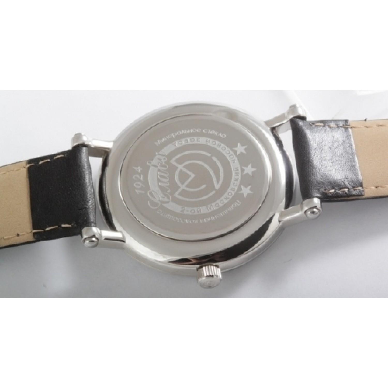 8091046/300-2409 российские мужские механические часы Слава
