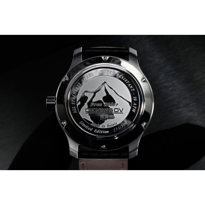 9015.1015.B.B1 российские мужские механические наручные часы Денисов