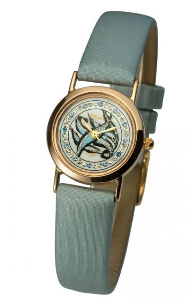 28106.516 российские кварцевые наручные часы Platinor для женщин  28106.516