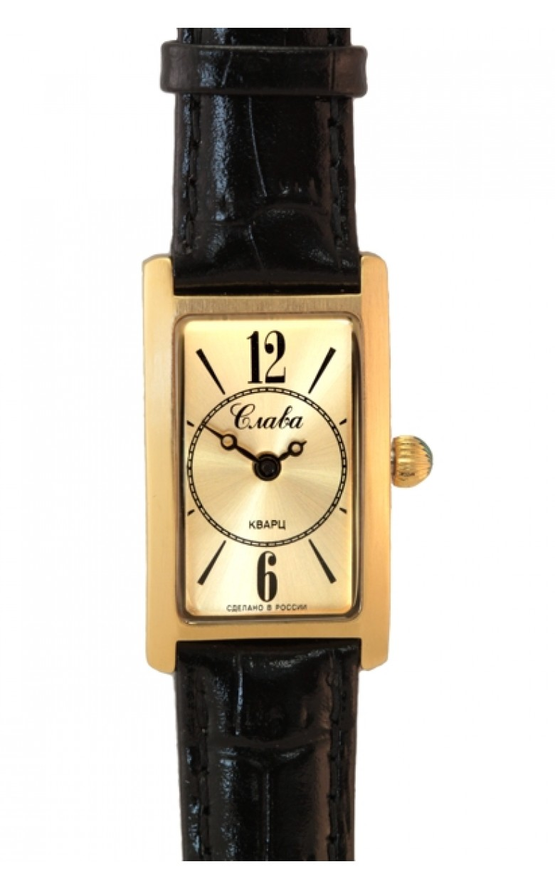 5033060/2035 российские женские кварцевые наручные часы Слава