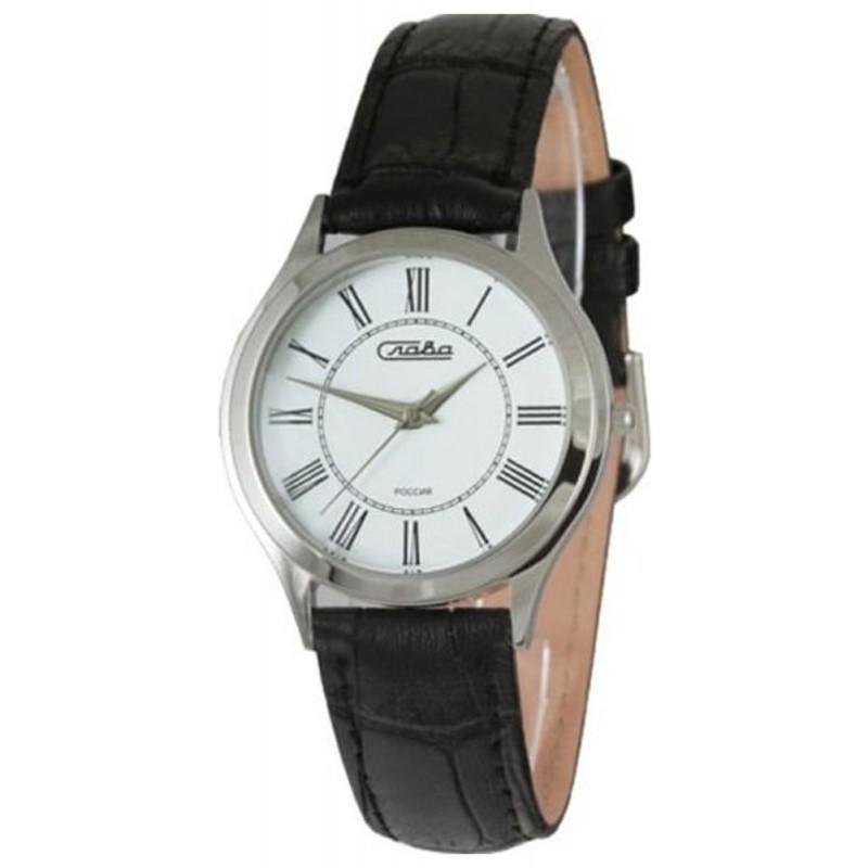 1131450/300-2035 российские кварцевые наручные часы Слава