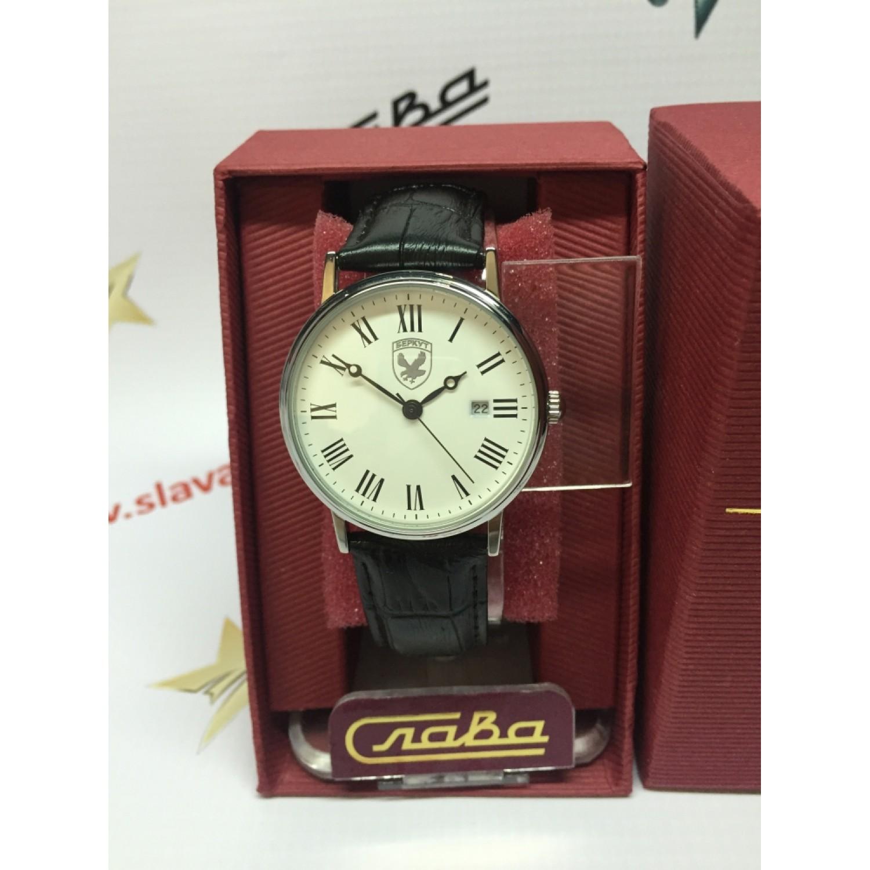 5041456/GM10 российские мужские кварцевые часы Слава