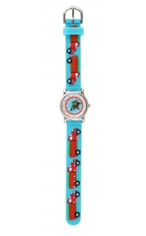 101 голубые грузовик  кварцевые наручные часы Радуга  101 голубые грузовик
