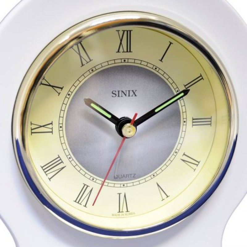 "7037 DW Часы настольные кварцевые ""Sinix"""