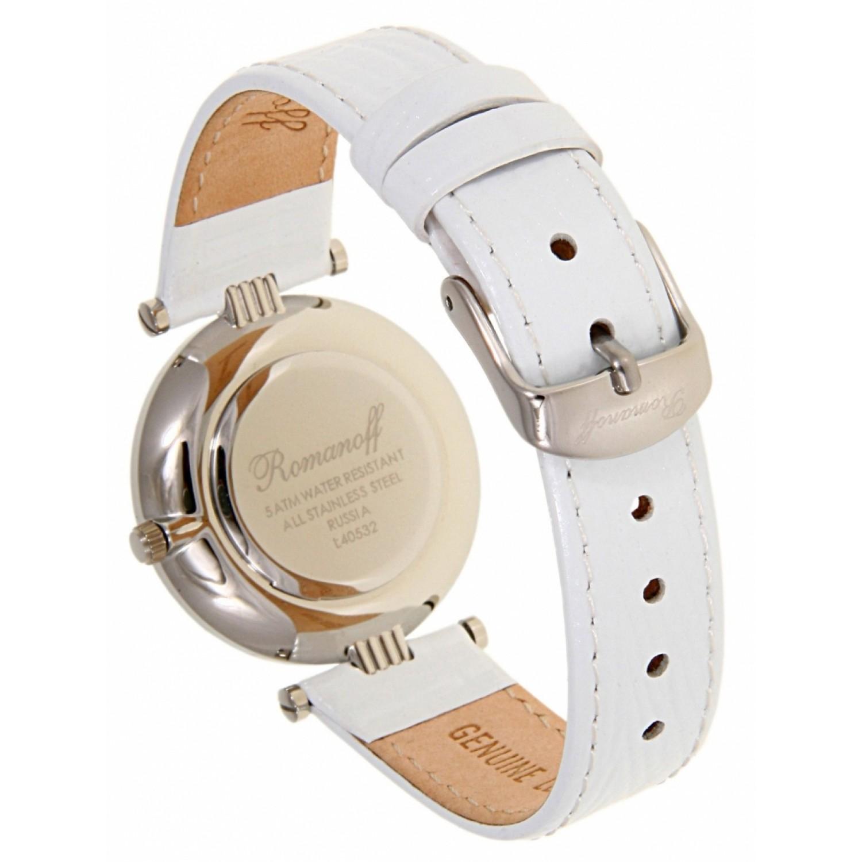 40532G1WL российские женские кварцевые часы Romanoff