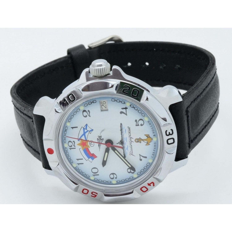 811241/2414 российские военные механические наручные часы Восток