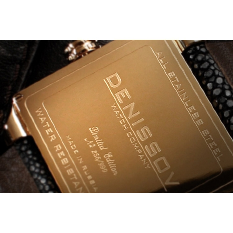 955.112.4027.6.G.570 российские женские кварцевые наручные часы Денисов