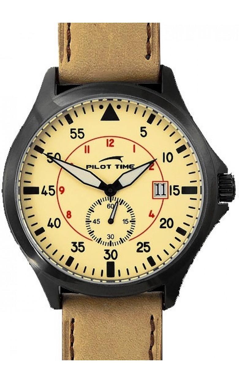 78025251 российские кварцевые наручные часы Pilot-Time