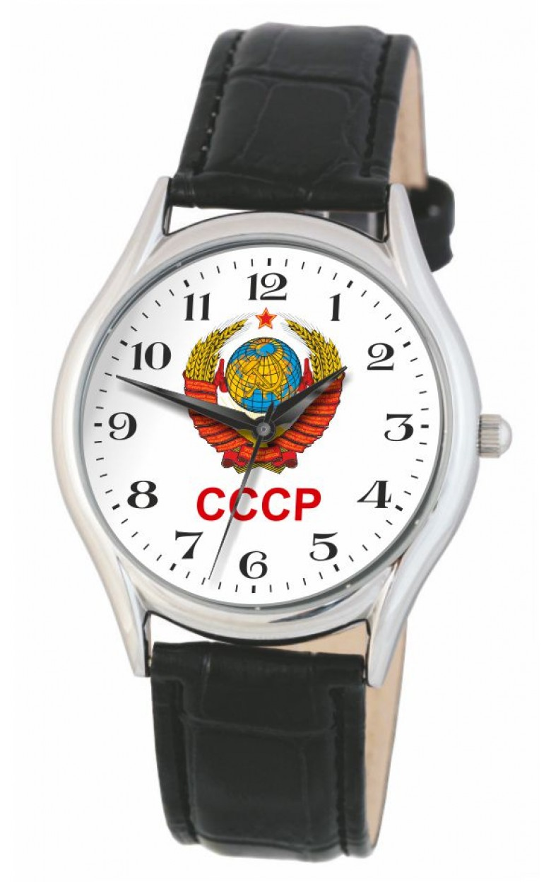 1111550/2035 российские универсальные кварцевые наручные часы Слава
